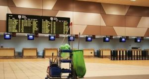 Airport cleaner