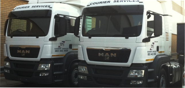 Courier drivers