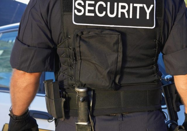 Tactical Security Officer
