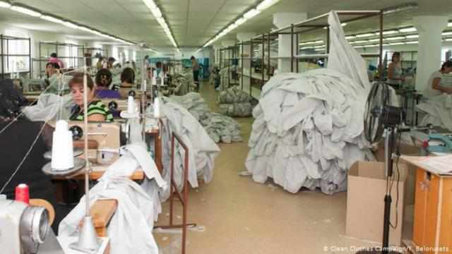 Production Coordinator for Clothing Industry