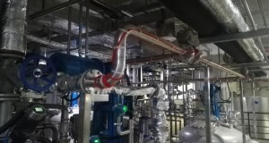 Steel and fluid controller