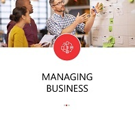 Managing Business Course Online