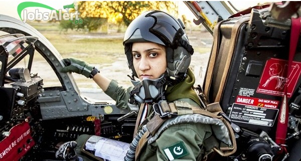 How To Join Pakistan Air Force For Females