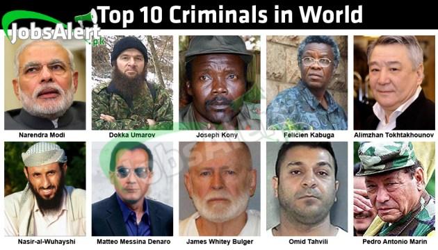 To 10 Criminals