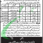 Recruitment Offers in Agriculture Department KPK 2016
