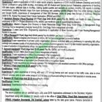 Punjab Irrigation Department Jobs