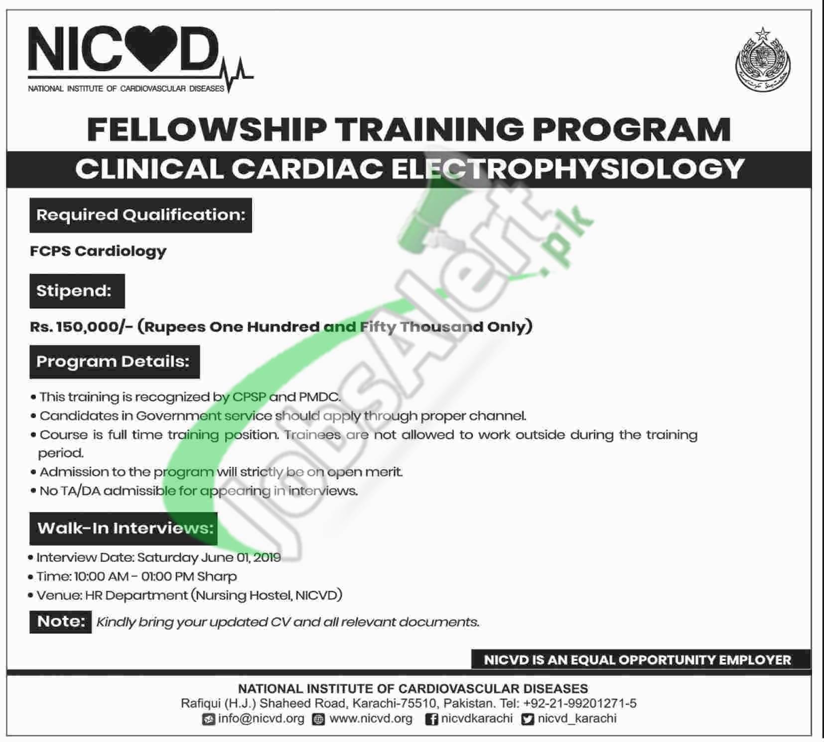 Nicvd Fellowship National Institute Of Cardiovascular