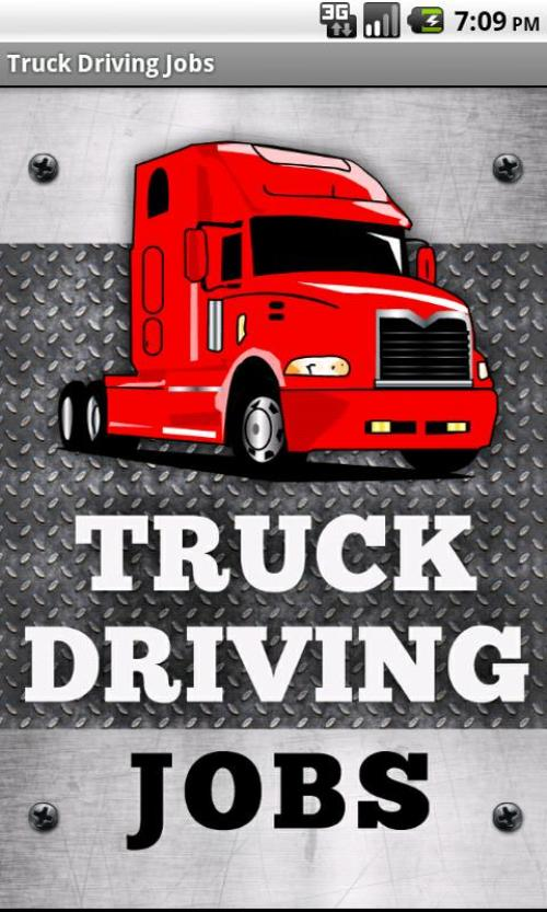 Being a Truck Driver