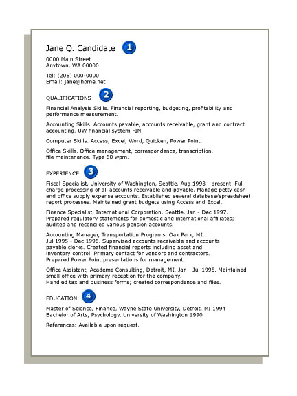 how to make a good resume - Tips For Making A Good Resume