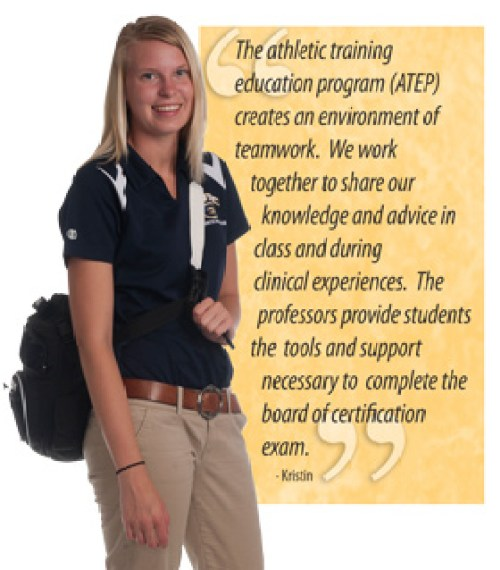 Athletic Trainer Education Requirements
