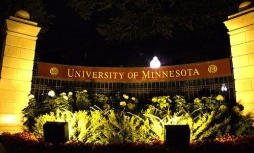 The University of Minnesota