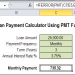 Loan Payment Calculator