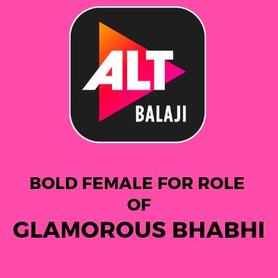 Upcoming web series of ALTBalaji: bold female for glamorous