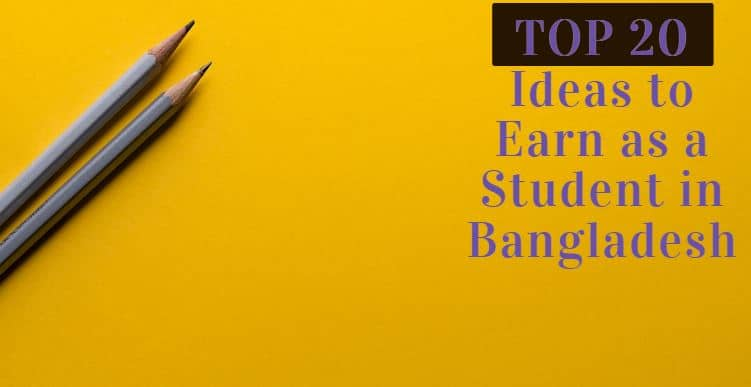 earn as a student