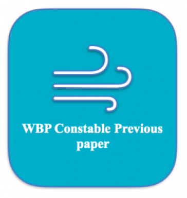 wb police constable previous years question paper download solved set model mcq questions answers sample practice set pdf download west bengal