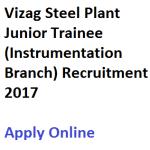 Vizag Steel Recruitment 2018 Management Trainee Vacancy 72 Posts