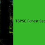 TSPSC Forest Section Officer Recruitment 2018 Vacancy 90 Posts