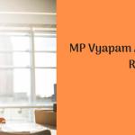 MP Vyapam ASI LDC Subedar Steno Recruitment 2018 Vacancy 508 Post