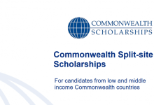 Photo of Commonwealth Split-site (PhD) Scholarships 2020 to Study in the United Kingdom (Fully Funded)