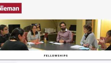 Photo of Study at Harvard University ($USD $75,000 Stipend & Fully Funded) Nieman-Berkman Klein Fellowship in Journalism Innovation 2020/2021