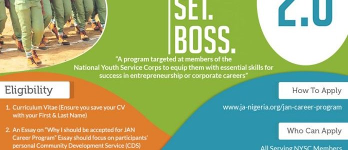 Image result for AN Career Program is targeted at empowering National Youth Service Corps (NYSC) members by exposing them