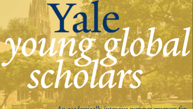 Photo of Yale Young Global Scholars Program 2020 for outstanding High School Students worldwide (Scholarships/Financial Aid Available)