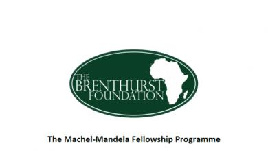 Photo of Machel-Mandela Fellowship Programme 2020 for graduates