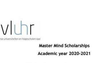 Photo of Government of Flanders Master Mind Scholarships Programme 2020/2021 for study in Belgium