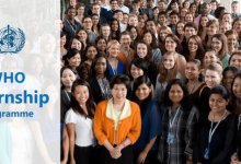Photo of World Health Organization (WHO) Internship Programme 2020/2021