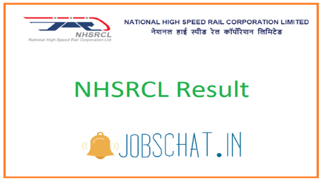 NHSRCL Result