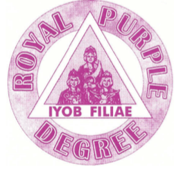 Degree of Royal Purple