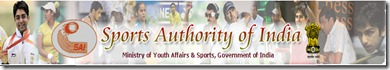 SPORTSAUTHORITY OF INDIA (SAI)