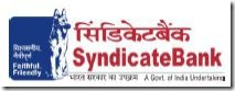 recruitment in syndicate bank