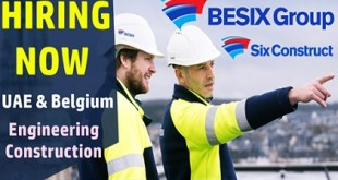 BESIX Group in Jobs