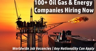 Major Oil and Gas Companies Job Vacancies