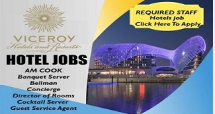 HIRING JOBS AT VICEROY HOTEL GROUP
