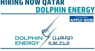 Dolphin Energy Hiring Now