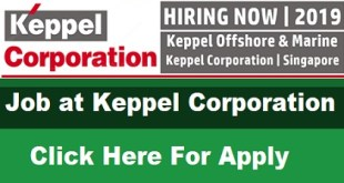Job Vacancies at Keppel Corporation