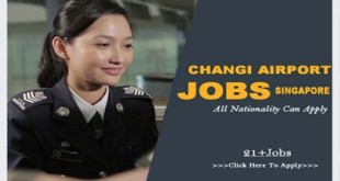 FREE STAFF RECRUITMENT AT SINGAPORE AIRPORT