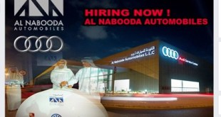 HIRING NOW !!! AL NABOODA AUTOMOBILES