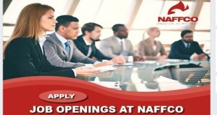 NAFFCO STAFF RECRUITMENTS