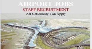 NEW JOB OPENING! ABUDHABI AIRPORT 2019
