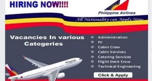 Philippine airlines careers -2019
