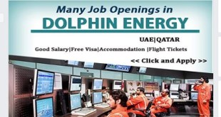 NEW JOB OPENING @ DOLPHIN ENERGY