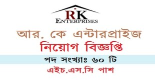 R.K. Enterprise Job Circular