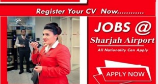 Sharjah Airport International Airport Freezone Jobs