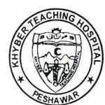 Khyber Teaching Hospital