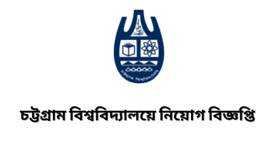 Chittagong University Job Circular