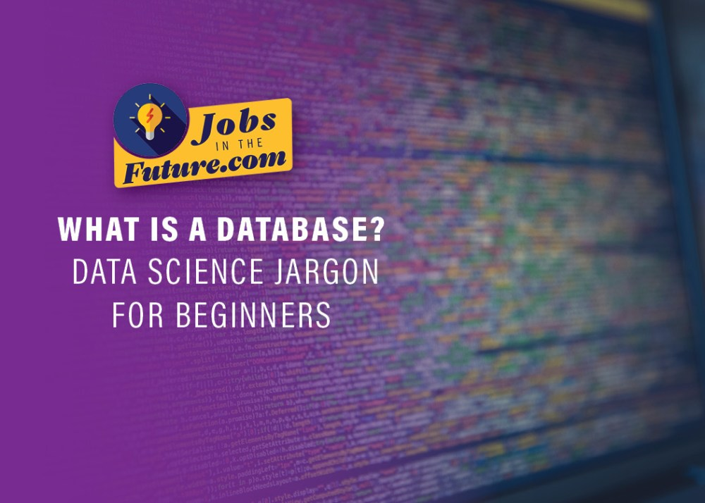 What is a Database - Data Science Jargon for Beginners