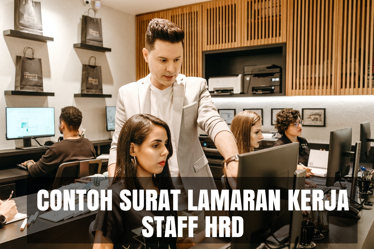 contoh cover letter staff hrd
